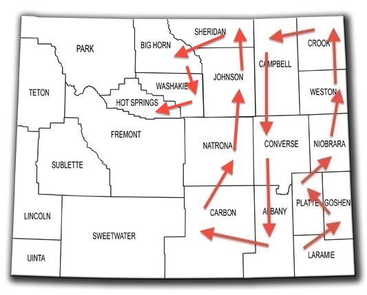 washakie county Washakie county wyoming the primary duty of the county assessor's office is to annually locate, identify and value all taxable property in their jurisdiction as mandated by wyoming statues as of january 1 st.
