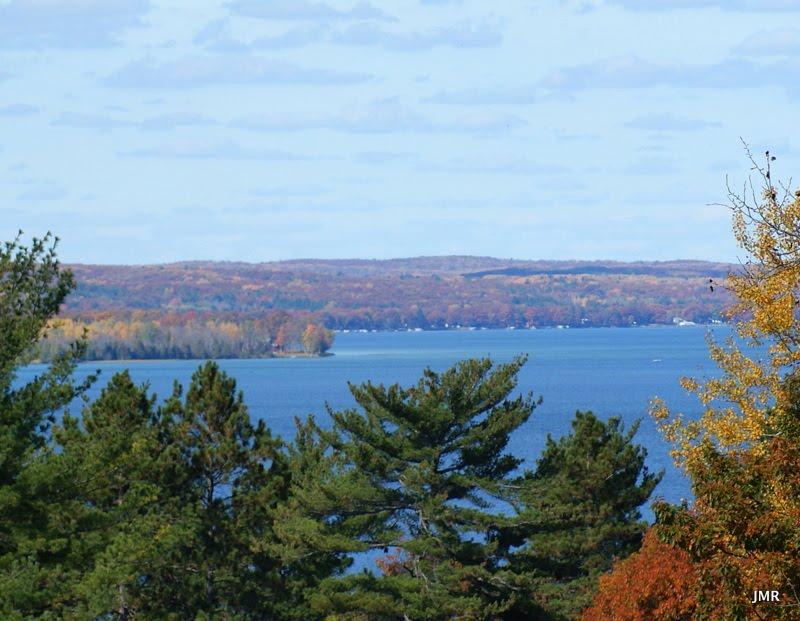 Michigan alcona county every county for Hubbard lake mi fishing
